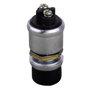 12 Volt Dc Heavy Duty Momentary Push Button Starter Ignition Switch For Boats