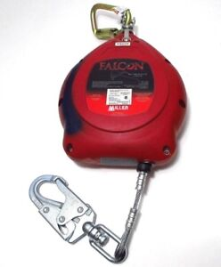 Miller Falcon Srl Self retracting Lifeline Mp30g z7 30 30 Steel Cable Mp30g