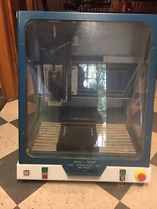 Auto Temp Template Router Cnc Enclosed Cabinet For Moulder Knives Pattern Maker