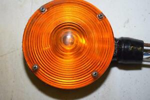 Yankee Turnkey Plow Light Parking Turn Signal Lamp Hot Rods Rat Rods