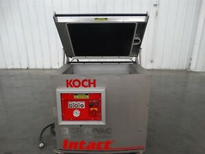 Koch Rm571 Cryovac Vacuum Bag Sealer 220v 1ph c7694