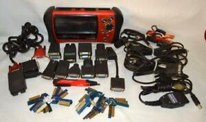 Snap On Solus Pro Automotive Scanner With Accessories In Original Case Tb2