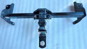 S0382 10 11 12 13 14 Volvo Xc60 Xc 60 Trailer Hitch Tow Towing V 5 Rated Oem