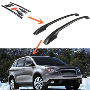 1set Aluminum Alloy Roof Rack Main Body For Subaru Tribeca 2008 2014