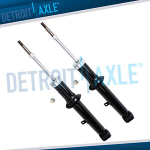 Both 2 Front Left Right Shocks Absorbers For Lexus Gs300 Gs400 Gs430 Sc430