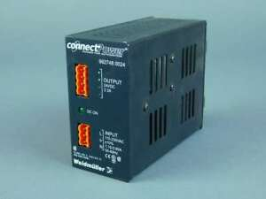 Weidmuller Connect Power Power Supply 992748 0024 New Surplus