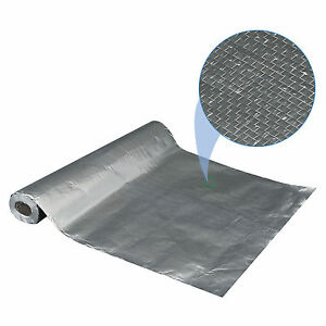 Radiant Heat Floor Insulation 17 Wide 333 Sqft Walls Pex Tubing Perforated