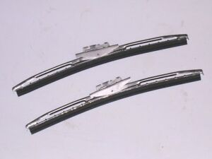 49 50 51 Mercury Car Wiper Blades Stainless 11 Inch New