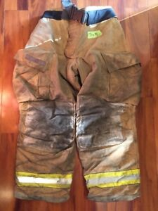 Firefighter Turnout Bunker Pants Globe 36x30 G Extreme Halloween Costume 2007