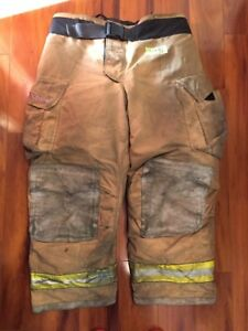 Firefighter Turnout Bunker Pants Globe 42x30 G Extreme Halloween Costume 2005