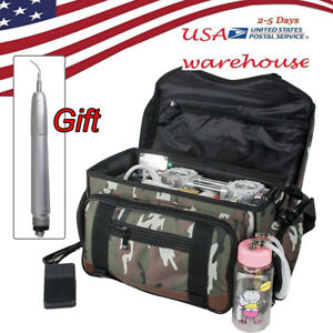 Usa Portable Dental Turbine Unit 4 Hole With Air Compressor air Ultrsonic Scaler