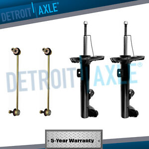 Front Struts Shocks Sway Bars Bmw Exc Electronic Mtech Or Sport Susp Rwd