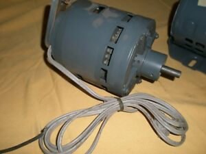 General Electric Sump Pump Motor