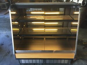 Deli Bakery Case 48 Self service Show Case Refrigerator Cooler Display