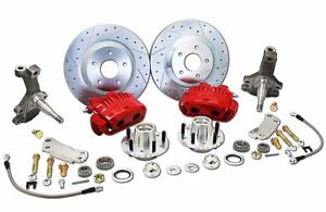 Performance Online 64 72 Chevelle El Camino 13 Big Brake Disc Brake Conversion
