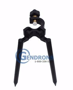 Mini Bipod For Mini Prism Pole surveying total Station Gps seco topcon trimble