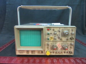 Hameg Hm203 6 Oscilloscope 20mhz Serial Number 6520648