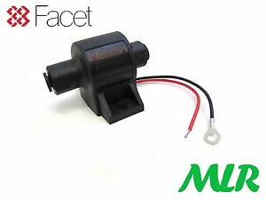 Facet Posi flow Low Pressure Electric Fuel Pump For Carb Fuel Systems 150bhp Arc