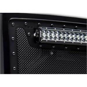 T Rex Blacked Out Metal Main Grille W Tactical Studs For Jeep Wrangler 2007 2016