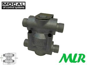 Mocal Ot 2c Oil Cooler Remote Thermostat With 1 2bsp Bolt On Fittings Bcp