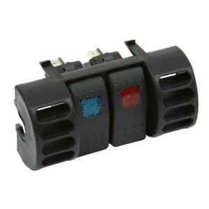 Daystar Upper Air Vent Switch Panel For Jeep Cherokee wrangler Xj tj 1984 2006