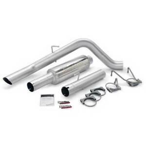 Banks Power Monster Sport Exhaust For Dodge Ram 2500 3500 5 9l Rc Cc Lb Sb 04 07