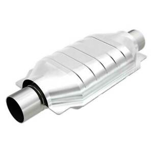 Magnaflow 94309 Universal High flow Catalytic Converter Oval 3 In out