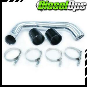 Diesel Ops Cold Side Intercooler Pipe W boot Kit For Ford Powerstroke 6 4l 08 10
