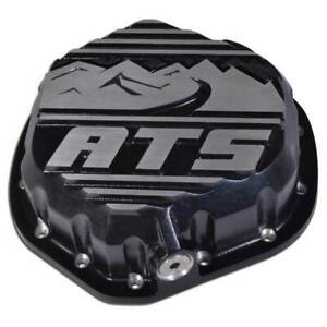 Ats Diesel Rear Differential Cover For Gm Duramax 2001 2015 dodge Cummins 03 15