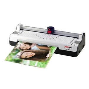Cold Laminator Lamination Machine Office Home A3 a4 a5 Laminate Film Sealing New