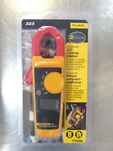 Fluke 323 Essential Ac Clamp Meter New In The Package