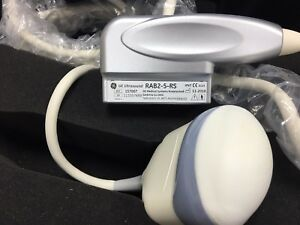 Ge Rab2 5 rs Ultrasound Transducer probe