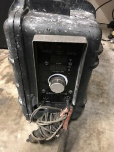 Miller 12vs Suitcase X treme Portable Wire Feeder For Mig Welder