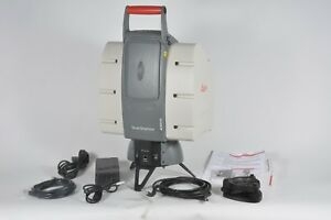Leica Geosystems Hds3000 3d Laser Scanner Hds 3600 Scanstation Cyclone Cloudworx