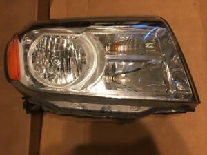 2012 2015 Honda Pilot Right Passenger Side Headlight 2012 2013 2014 2015
