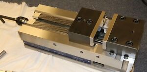 R hm Rohm Rkk 4 Compact Machinist Cnc Milling Mill Grinding Vise germany