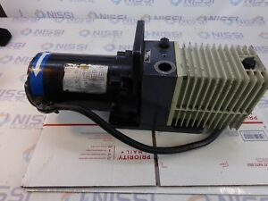 Alcatel M2008a Vacuum Pump With Ge 5k38ng495
