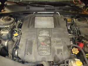 Engine 2005 Subaru Legacy Gt 2 5l Motor With 81 122 Miles Needs Oil Pan