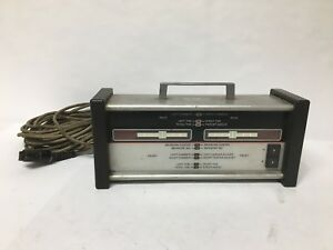 Hunter Remote Control Indicator F G H J111 Wheel Alignment Machines Tool Used
