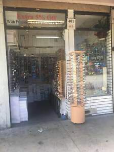 Downtown Los Angeles Sunglasses Store For Sale