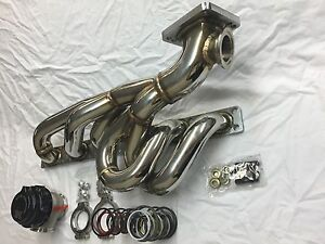 Bmw Turbo Manifold Tial 44mm Mvr Wastegate Combo M50 S50 S52 E36 E39