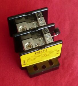 New Bussmann 16021 2 Fuse Block 175a 600v bulk Sale Free Shipping