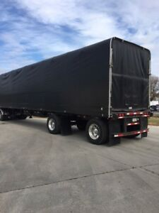 1999 Wabash Trailer Curtain Side 48ft