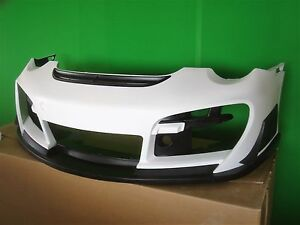 Porsche Gts Rs Evo Lower Front Spoiler Lip 911 986 Boxster 996 987 Cayman 997