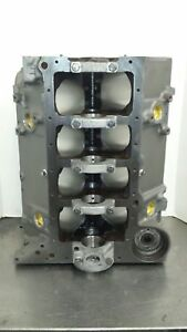 327 Small Journal 2 Bolt Main Chevrolet Engine Block
