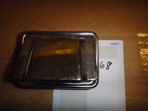 Buick Grand National Turbo T T Type Regal Gbod 86 87 Used Rear Seat Ash Tray 68