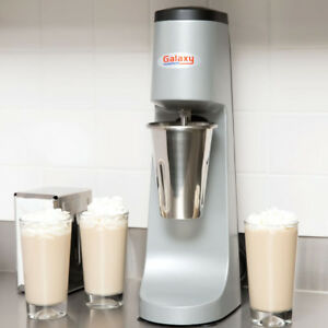 New Single Spindle 2 Speed Malt Milkshake Machine
