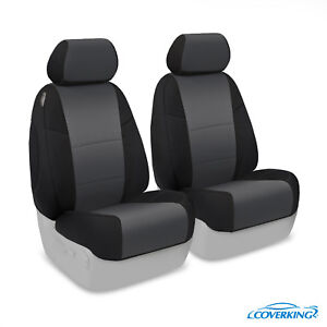 Coverking Neosupreme Front Custom Car Seat Cover For Toyota 2012 2014 Camry