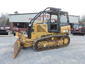 2011 Caterpillar D3k Xl Bulldozer Deere Good Condition Very Low Hours