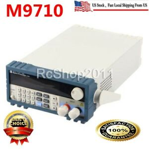 M9710 Usb Programmable Dc Electronic Load 150w 110v Us Stock Fast Ship